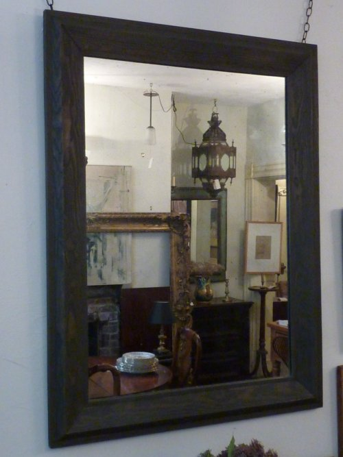 Modern Beckerman Custom Mirror