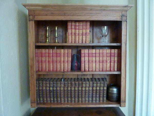 Antique Book Shelves
