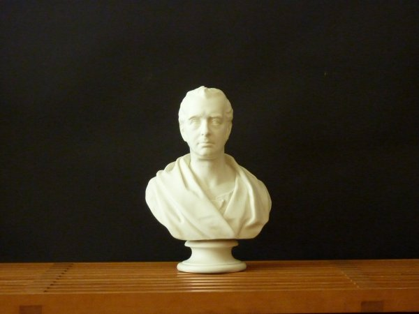 Antique Wedgewood Parian Bust