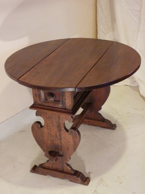 18th Century Continental End Table