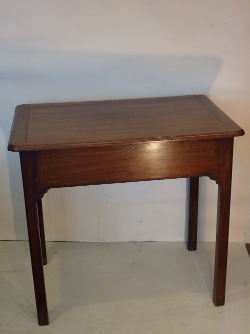 Chippendale Style English End Table
