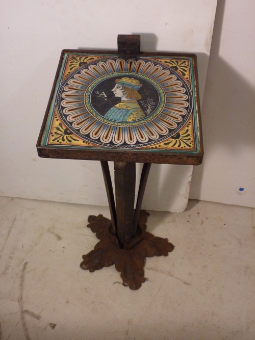 Deruta Tile Table