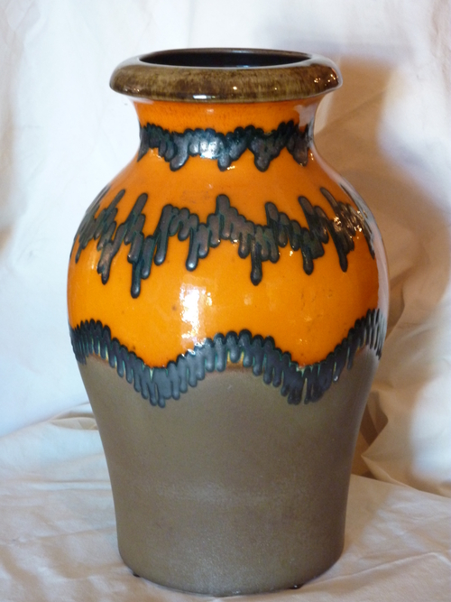 Large West German Vase