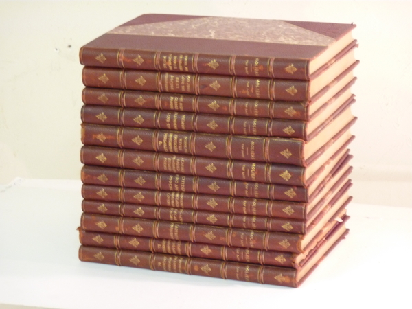 Collection 12 Volumes of Moliere