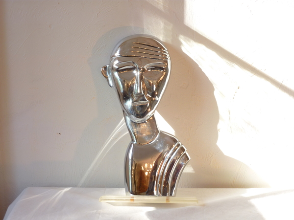 Chrome Sculpture