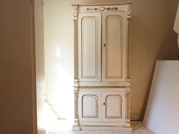 Italian Painted Cabinet