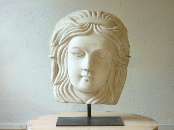 Art Deco Relief Carving