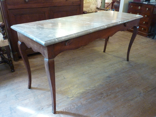 French 18th Century Oak Table