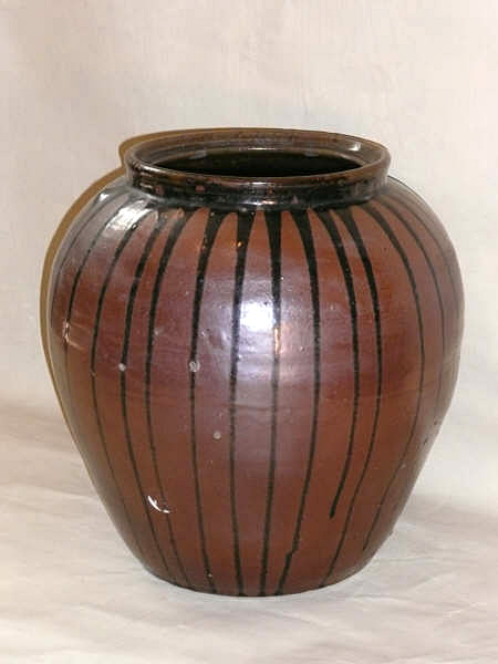 20th Century Japanese Wine Vessel